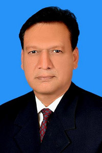 M.Ashraf Rana - CEO