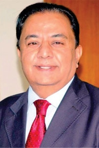 Dr.Iqbal Qureshi - CMO  (Chief Metallurgical Officer)