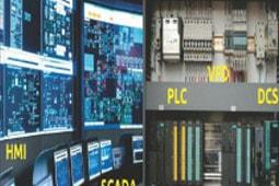 PLC -  DCS - HMI