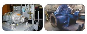 Repair of Hydraulic Pump & Motors
