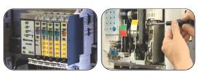 Repair of  PLCs -VFDs-  VCBs  &  ACBs